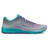 Saucony Kinvara 8 Women's Grey/Teal/Purple