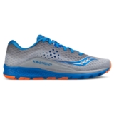 Saucony Kinvara 8 Men's Grey/Blue/Orange