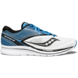 Saucony Kinvara 9 Men's White/Blue/Black
