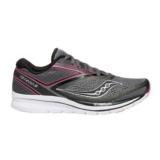 Saucony Kinvara 9 Women's Grey/Black/Pink