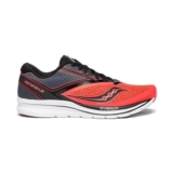 Saucony Kinvara 9 Men's Vizi Red/Black