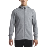 Saucony LOTR Cooldown Hoodie Men's Dark Grey Heather