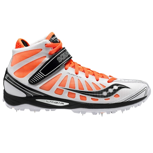 Saucony Lanzar JAV Unisex Orange/White/Black