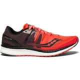 Saucony Liberty ISO Women's Vizi Red/Black