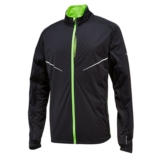 Saucony Nomad Jacket Men's Black/Vizi Slime