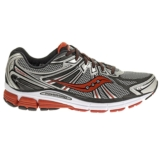 Saucony Omni 13 Men's Silver/Red/Black
