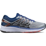 Saucony Omni 16 Men's Grey/Navy/Orange