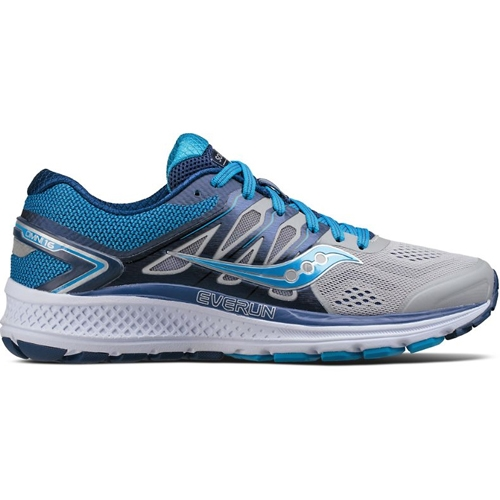 Saucony Omni 16 Women's Grey/Blue