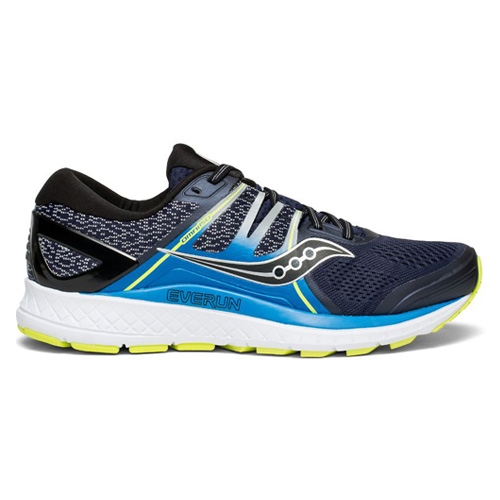 Saucony Omni ISO Men's Navy/Blue/Citron