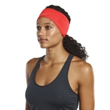Saucony Omni Ponytail Headband Women's Vizi Red