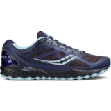Saucony Peregrine 6 Ice + Women's Grey/Black/Blue
