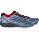 Saucony Peregrine 6 Men's Grey/Black/Red