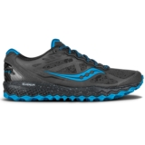 Saucony Peregrine 6 Runshield Men's Grey/Blue