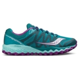Saucony Peregrine 7 Women's Teal/Purple/Citron