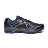 Saucony Peregrine 8 GTX Men's Black/Grey/Blue
