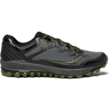 Saucony Peregrine 8 Men's Grey/Black/Green