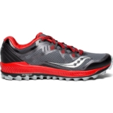 Saucony Peregrine 8 Men's Black/Red