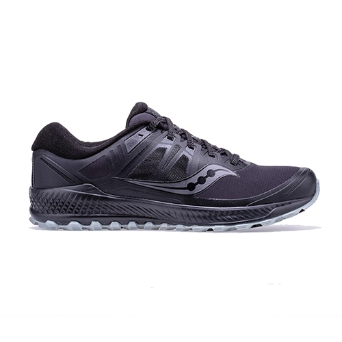Saucony Peregrine ISO Ice + Men's Black