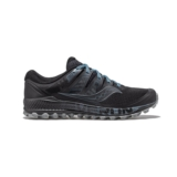 Saucony Peregrine ISO Men's Black/Grey