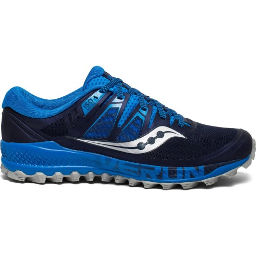 Saucony Peregrine ISO Men's Blue/Navy