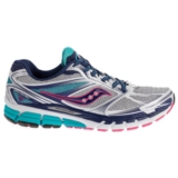 Saucony PowerGrid Guide 8 Women's White/Twilight/Pink