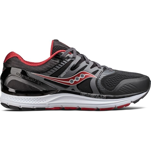 Saucony Redeemer ISO 2 Men's Grey/Black/Red