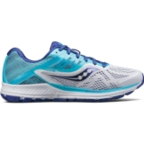Saucony Ride 10 Women's White/Blue