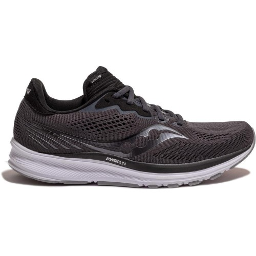 Saucony Ride 14 Men's Charcoal / Black