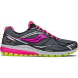 Saucony Ride 9 GTX Women's Black/Pink/Grey