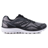 Saucony Ride 9 LR Men's Grey/Black