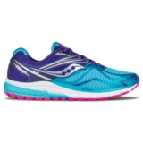 Saucony Ride 9 Women's Navy/Blue/Pink