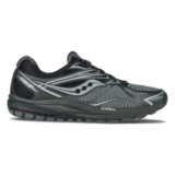 Saucony Ride 9 Reflex Men's Silver/Black