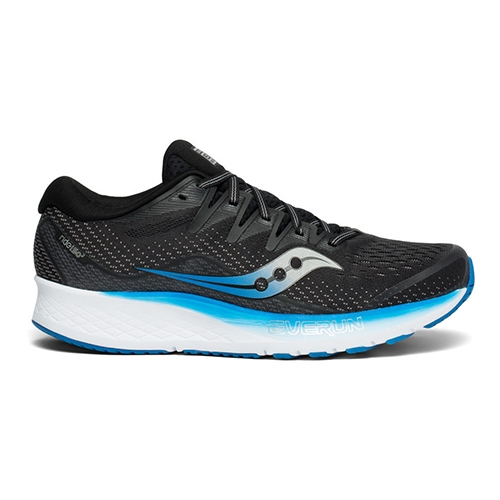 Saucony Ride ISO 2 Men's Black/Blue