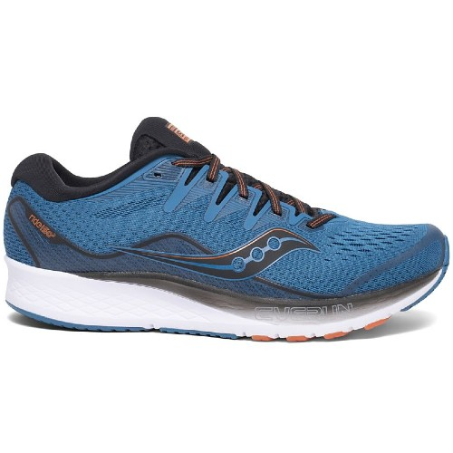 Saucony Ride ISO 2 Men's Blue/Black