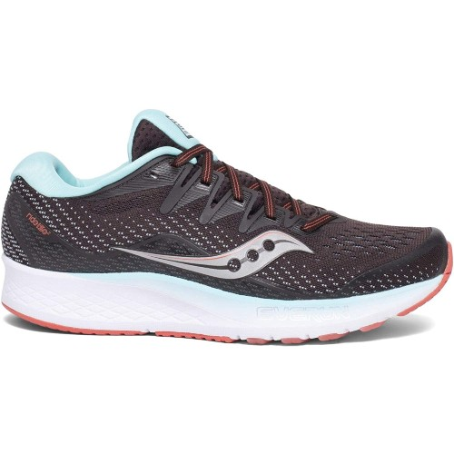 Saucony Ride ISO 2 Women's Brown/Coral