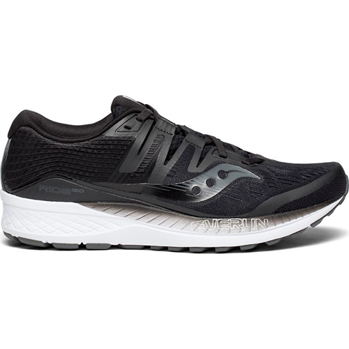 Saucony Ride ISO Men's Black - Saucony Style # S20444-2 F18