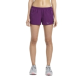 "Saucony Rush 3"" Woven Short Women's Grape Crush"