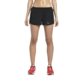 "Saucony Rush 3"" Woven Short Women's Black"