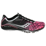 Saucony Shay XC3 Women's Pink/Black/White