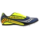 Saucony Soarin J Unisex Royal/Citron/Red