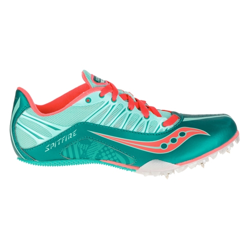 Saucony Spitfire Women's Teal/Coral