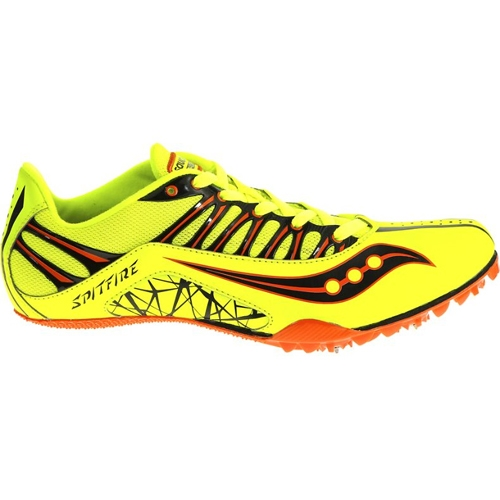 Saucony Spitfire Men's Citron/Orange