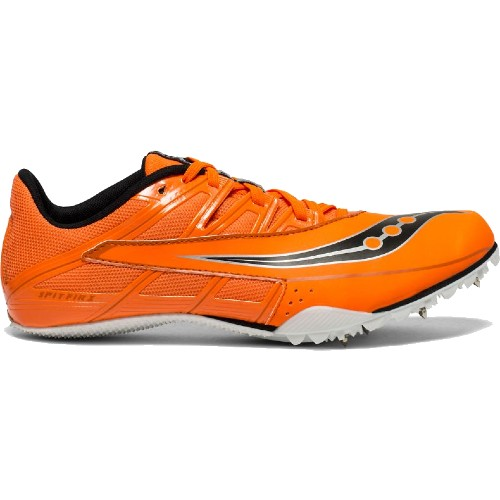 Saucony Spitfire Men's Orange/Black