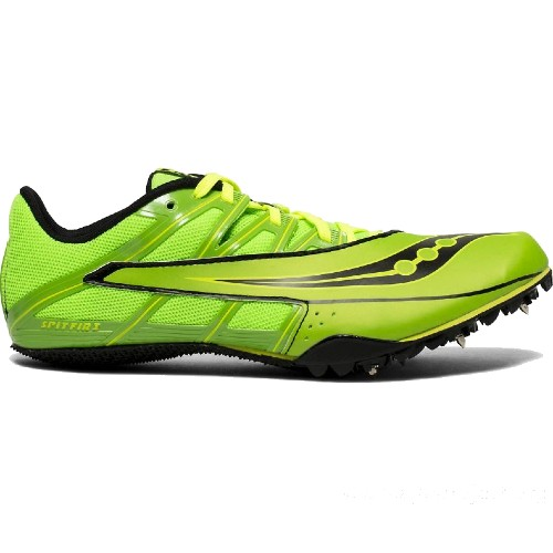 Saucony Spitfire Men's Green/Black