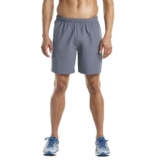 "Saucony Sprint 7"" Woven Short Men's Smoke"