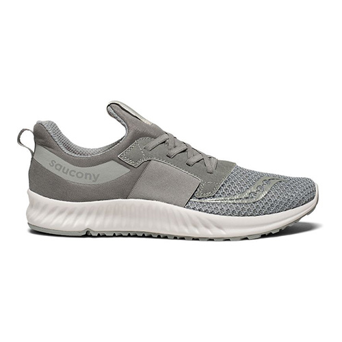 Saucony Stretch & Go Breeze Men's Grey