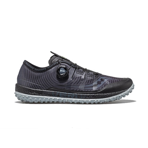 Saucony Switchback ISO Men's Black/Grey