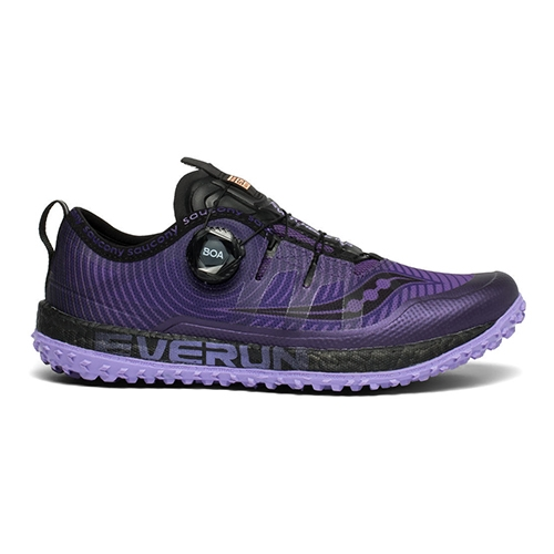 Saucony Switchback ISO Women's Purple/Black