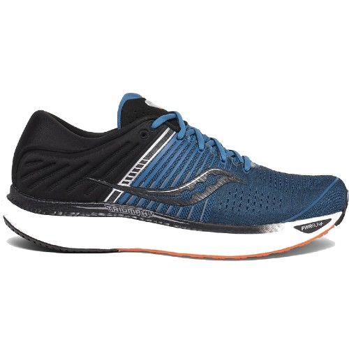 Saucony Triumph 17 Men's Blue/Black
