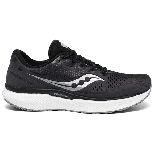 Saucony Triumph 18 Men's Charcoal / White